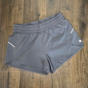 All in Motion Grey Athletic Shorts